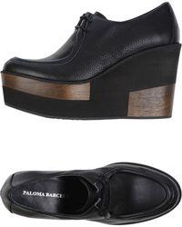 bdcca5d4a986 Paloma Barceló - Lace-up Shoe - Lyst