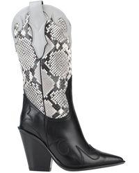 Materia Prima By Goffredo Fantini Ankle Boots - Black