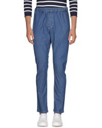 Haikure - Denim Pants - Lyst