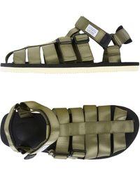 Suicoke Sandale - Grün