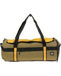Herschel Supply Co. Travel Duffel Bags - Green