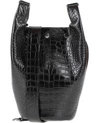 Elena Ghisellini Handbag - Black