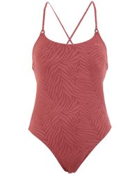 Roxy One-piece Swimsuit - Brown