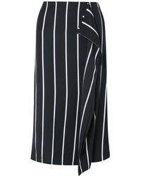 Equipment 3/4 Length Skirt - Blue