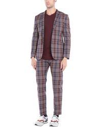 Tonello Suit - Multicolour