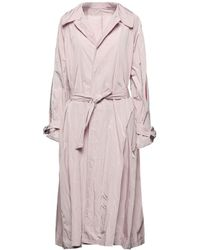 De'Hart Overcoat - Multicolour
