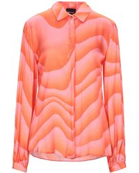 Just Cavalli Camisa - Naranja
