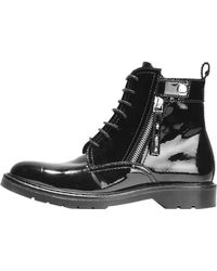 aa078ac251 | Ptent Combt Boot - Black