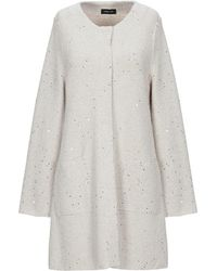 Anneclaire Overcoat - Natural