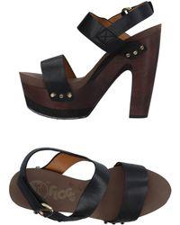 Flogg Sandals - Black