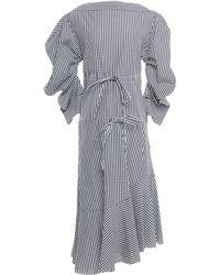 Eudon Choi 3/4 Length Dress - Black