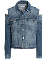 FRAME Denim Outerwear - Blue