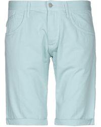 Armani Jeans Bermuda Shorts - Blue