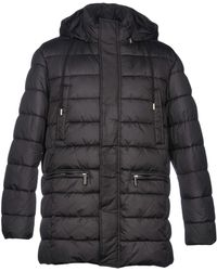 Versace Jeans - Synthetic Down Jacket - Lyst