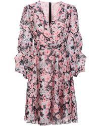 Emanuel Ungaro Short Dress - Pink