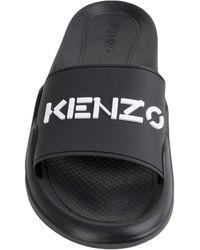 KENZO Sandals - Black