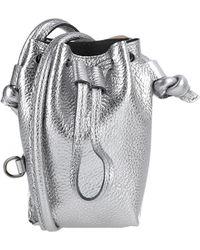 Ab Asia Bellucci Cross-body Bag - Metallic