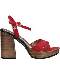 Replay Sandals - Red