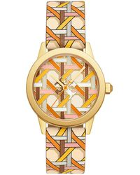 Tory Burch Reloj de pulsera - Naranja