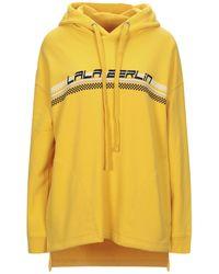 Lala Berlin Sweatshirt - Yellow