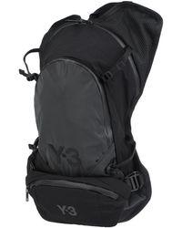 Y-3 Backpacks & Bum Bags - Black
