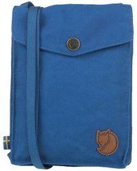 Fjallraven Cross-body Bag - Blue
