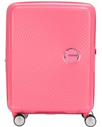 American Tourister Trolley - Pink