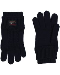 Paul & Shark Handschuhe - Blau