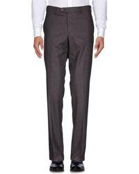Domenico Tagliente Casual Trousers - Grey