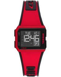DIESEL Wrist Watch - Red