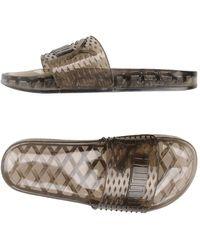 Fenty Sandals - Grey