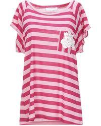 Anna Rachele T-shirt - Rosa