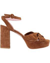 Essentiel Antwerp Sandals - Brown