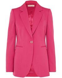 Emilio Pucci Suit Jacket - Pink