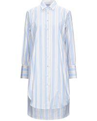 Le Sarte Pettegole Short Dress - Blue