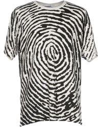 Jeremy Scott - T-shirt - Lyst