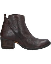 Khrio Ankle Boots - Brown