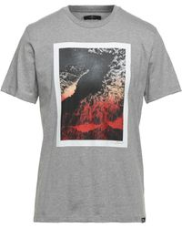 7 For All Mankind Camiseta - Gris