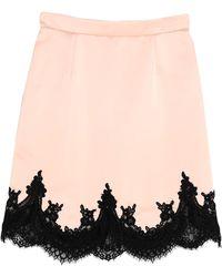 Blumarine Midi Skirt - Pink