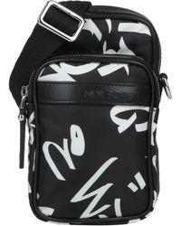 Neil Barrett Cross-body Bag - Black