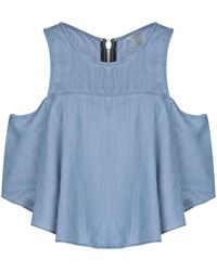 Guess Top - Blue