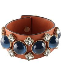 Tory Burch Bracelet - Marron