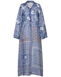 Anjuna Long Dress - Blue