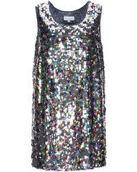 Mira Mikati Short Dress - Black