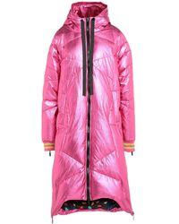 Marc Ellis Down Jacket - Pink