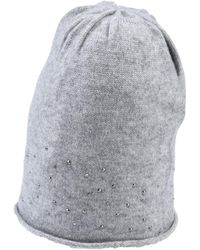Stefanel Hat - Gray
