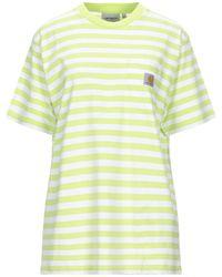 Carhartt T-shirt - Giallo