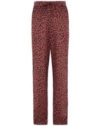 Les Girls, Les Boys Sleepwear - Red