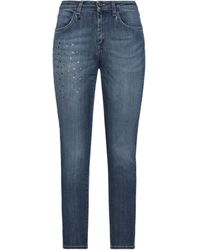 Nero Giardini Denim Trousers - Blue