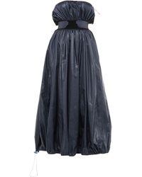 Nina Ricci Midi Dress - Blue